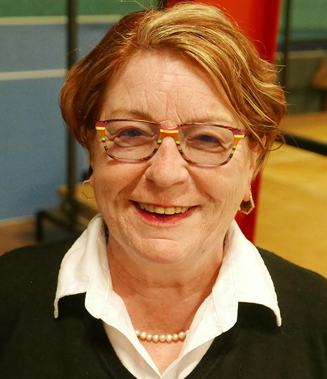 Maire délégué Michèle CASTAN