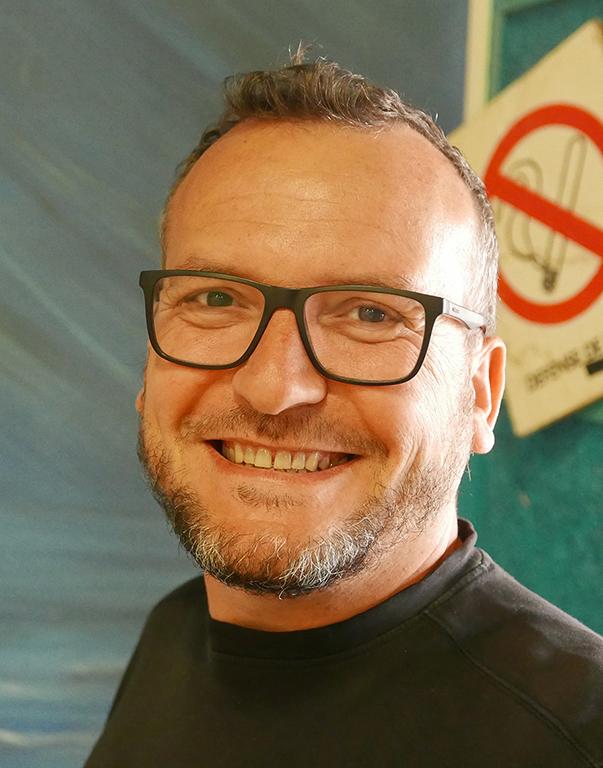 Franck GERVAIS - Conseiller Municipal