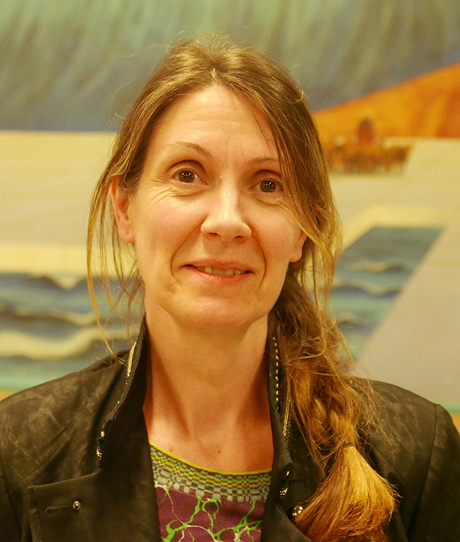 Evelyne ALCHER - Conseiller Municipal
