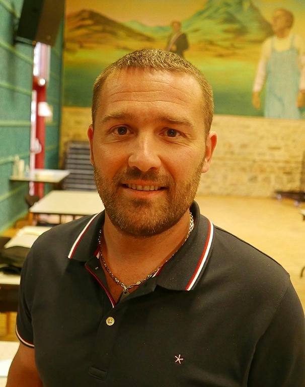 Nicolas SALLES - Conseiller Municipal