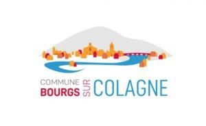 Nouveau logo de la commune Bourgs sur Colagne