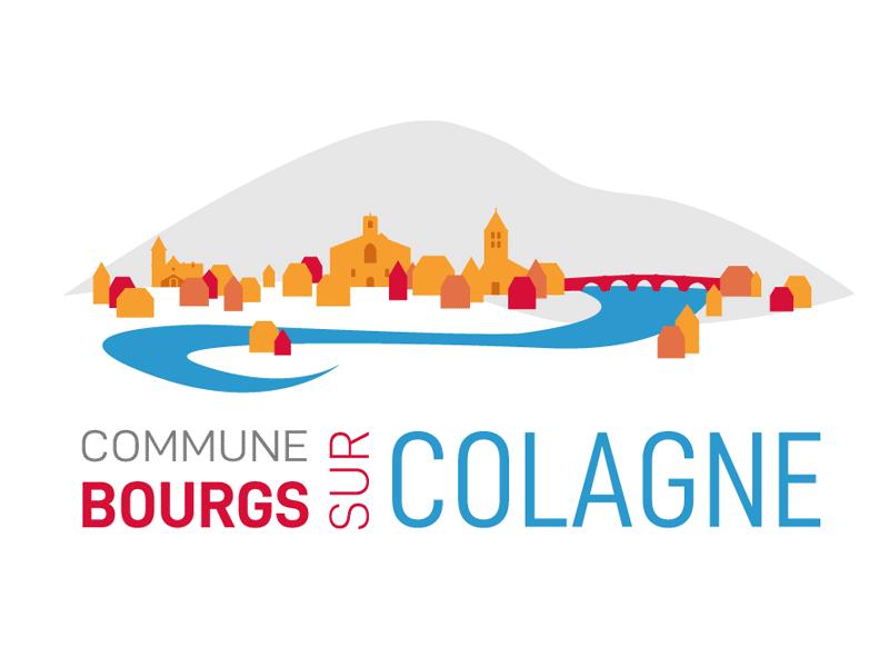 Nouveau Logo Mairie Bourgs sur Colagne