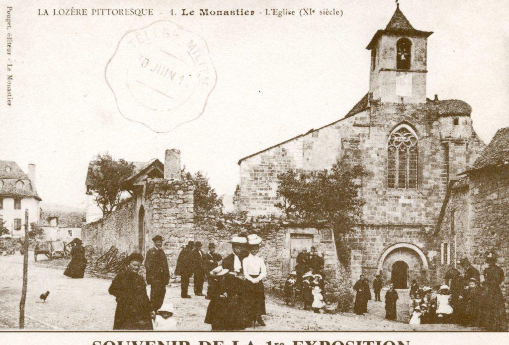 Le Monastier 1900